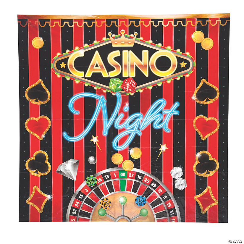 Casino Night Backdrop Audio Thumbnail