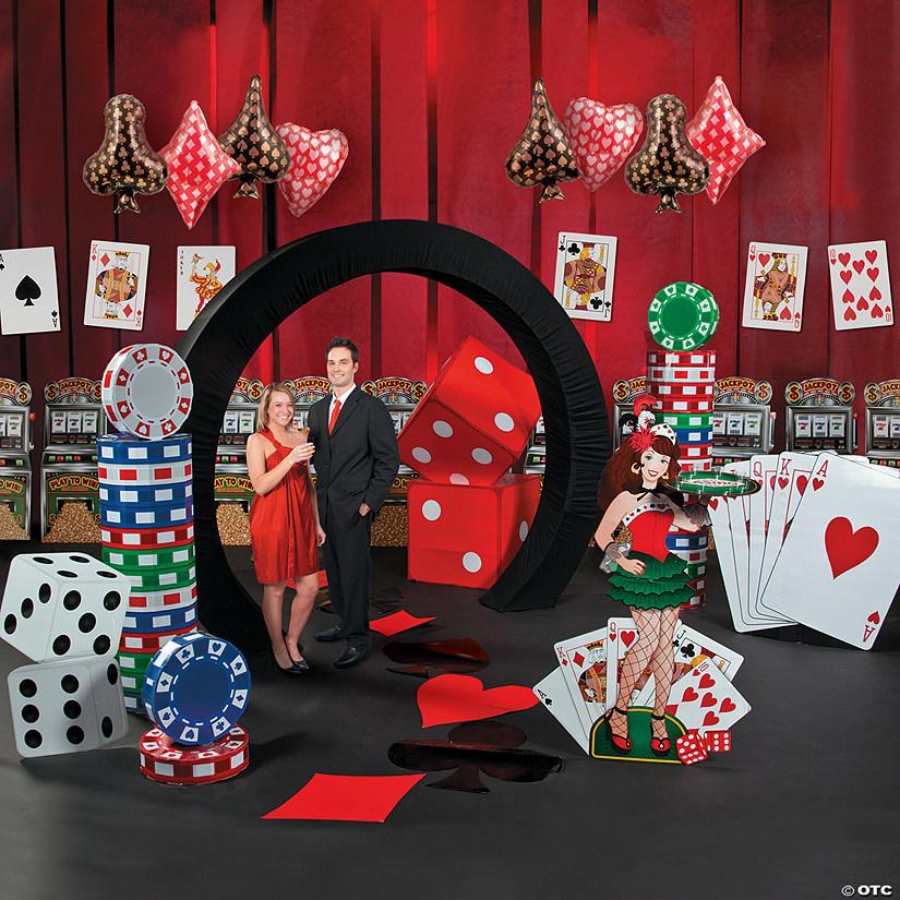 Casino Night Grand D 233 Cor Kit Oriental Trading