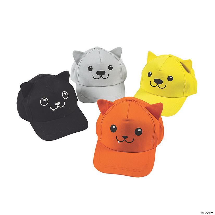 Cat \u0026 Dog Ear Baseball Caps   Oriental