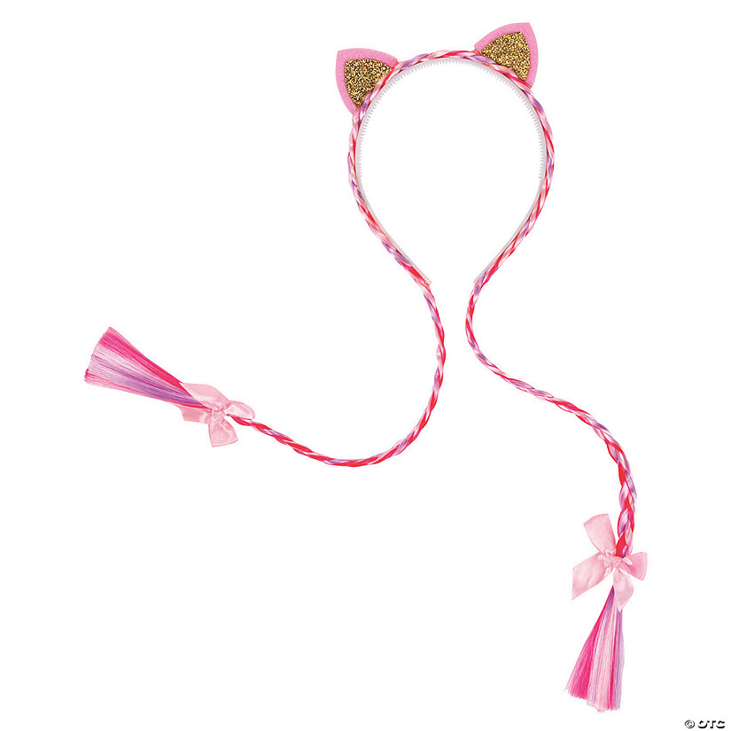 Cat Ear Headbands with Braids Audio Thumbnail