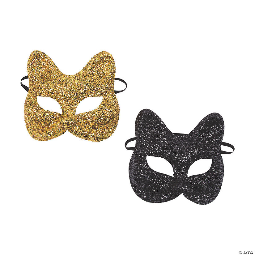 Cat Masquerade Masks Audio Thumbnail