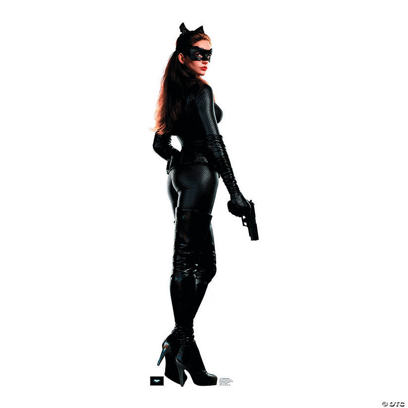Catwoman Cardboard Stand-Up Audio Thumbnail
