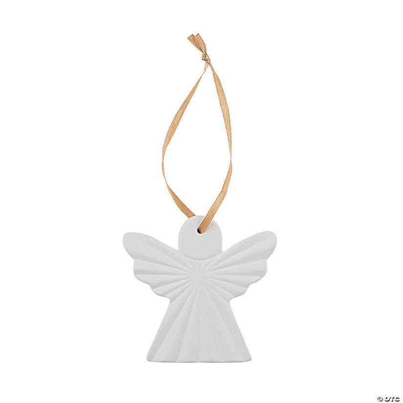 Ceramic Angel Ornaments Audio Thumbnail