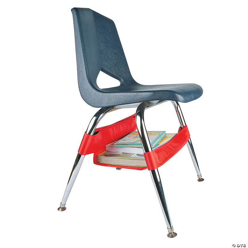 Chair Shelf Classroom Organizers