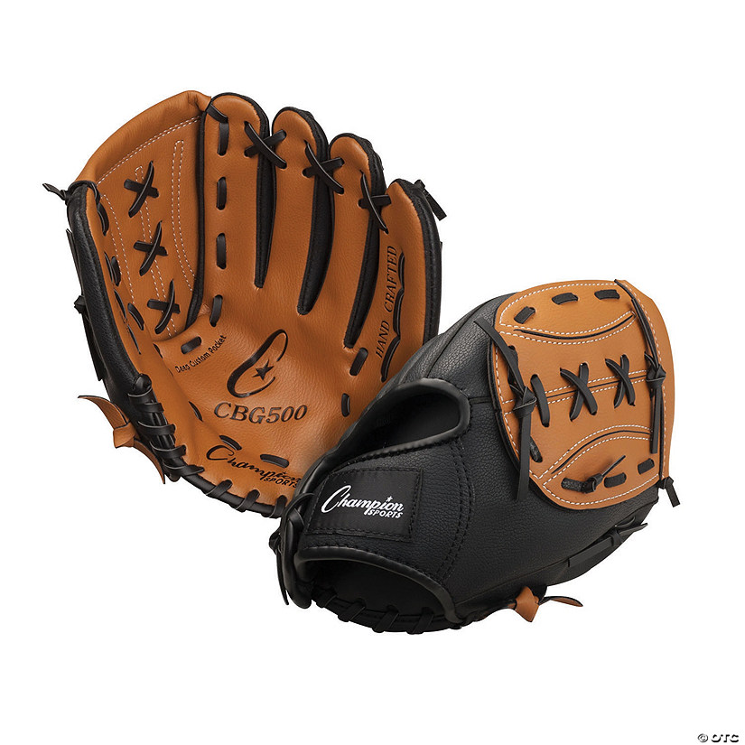 "Champion Sports Baseball/Softball Glove, 11"" Audio Thumbnail"