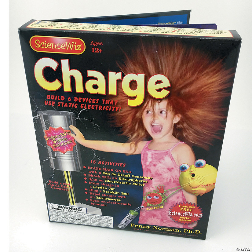 Charge! Science Experiment Kit