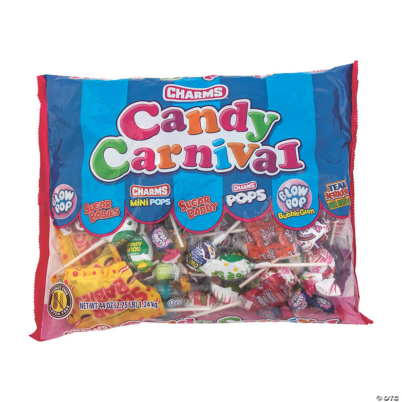 Charms<sup>&#174;</sup> Carnival Candy Audio Thumbnail