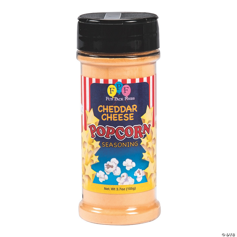 Cheddar Cheese Popcorn Seasoning