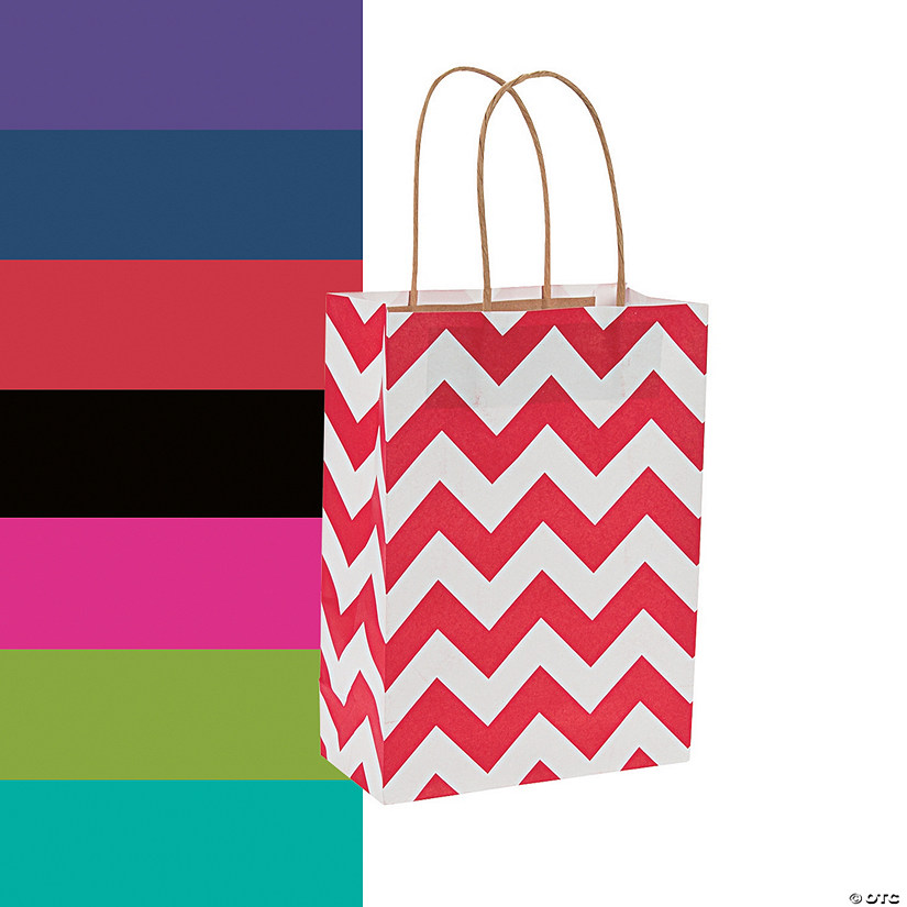 Chevron Gift Bags Audio Thumbnail