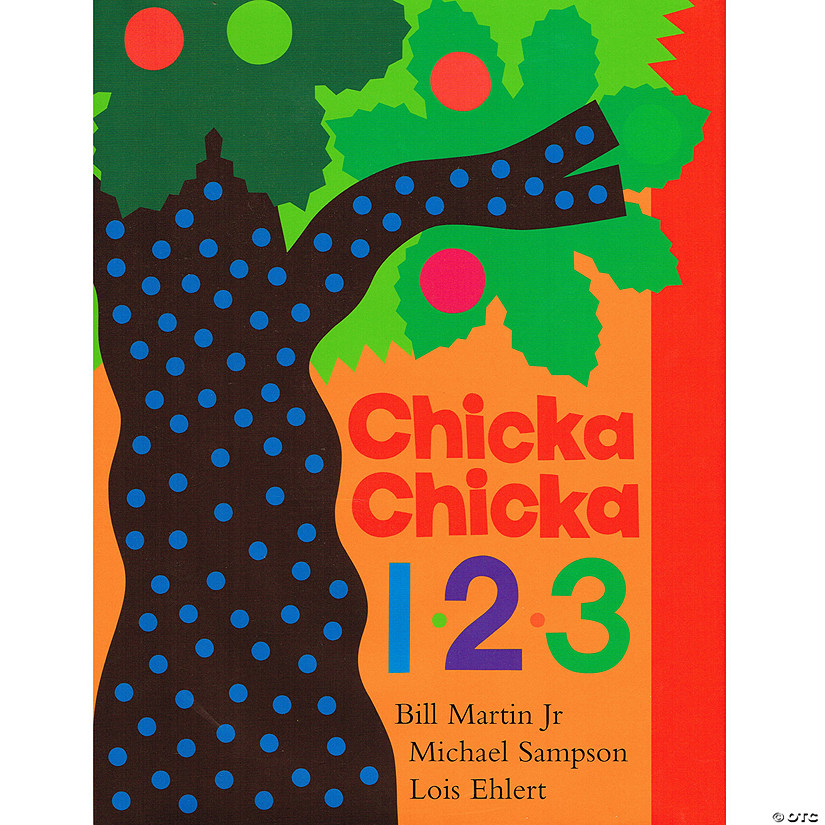 Chicka Chicka 1.2.3 Book