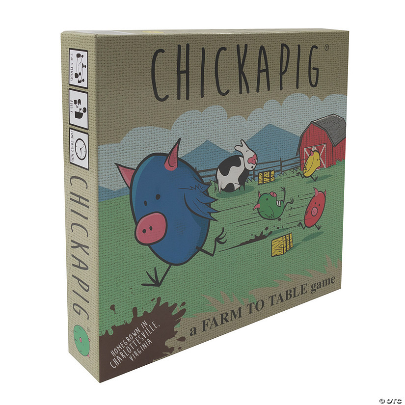 Chickapig Board Game Image Thumbnail