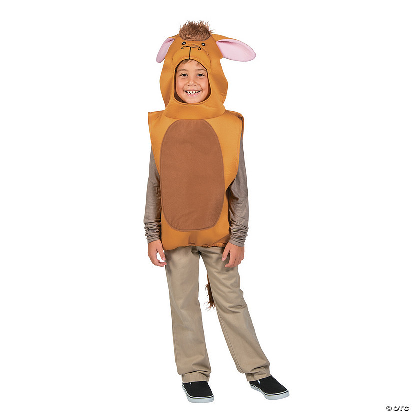 Child's Deluxe Nativity Camel Costume Audio Thumbnail