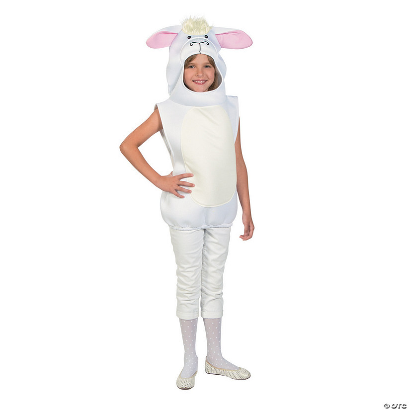 Child's Deluxe Nativity Lamb Costume Audio Thumbnail