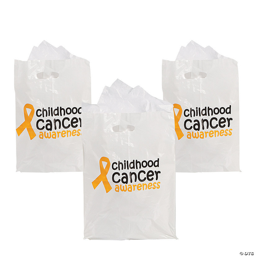 Childhood Cancer Awareness Goody Bags Audio Thumbnail