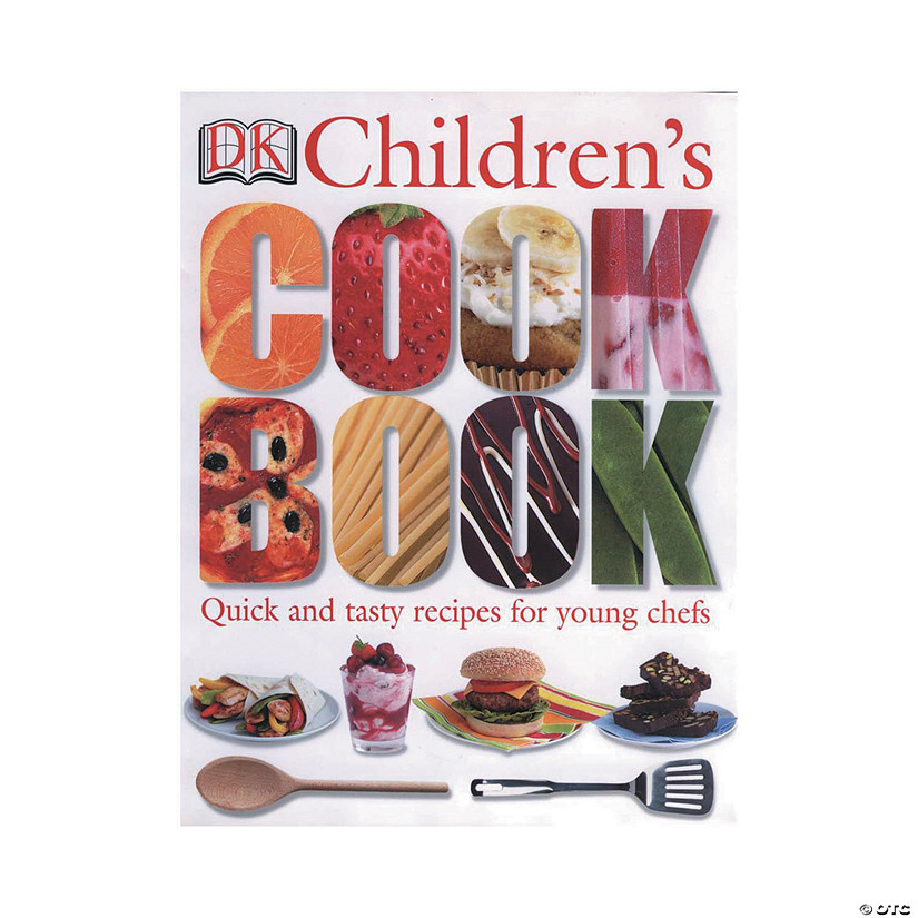 Children's Cook Book: Quick and Tasty Recipes for Young Chefs