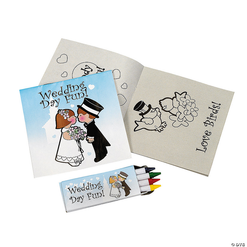 Children's Wedding Activity Sets Audio Thumbnail