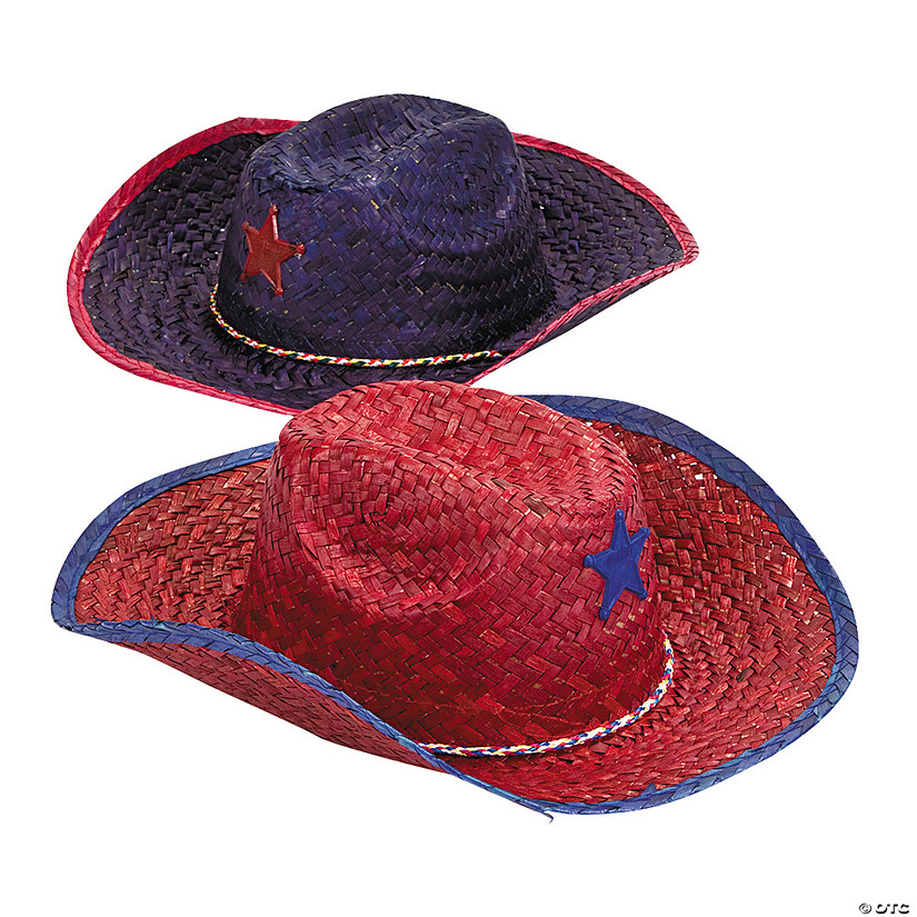 d8f771366bf05 Child s Patriotic Cowboy Hats with Star - Discontinued