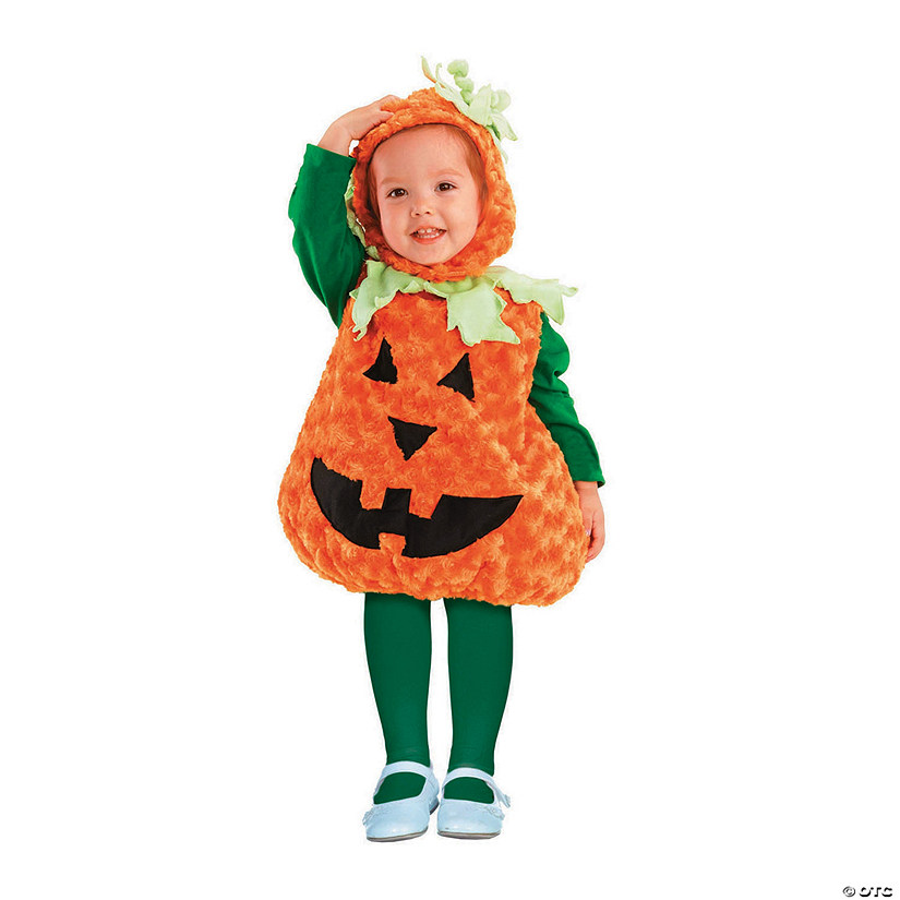 Child's Pumpkin Costume - Extra Small Audio Thumbnail