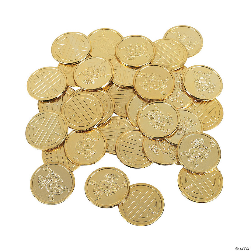 Chinese New Year Goldtone Coins Audio Thumbnail
