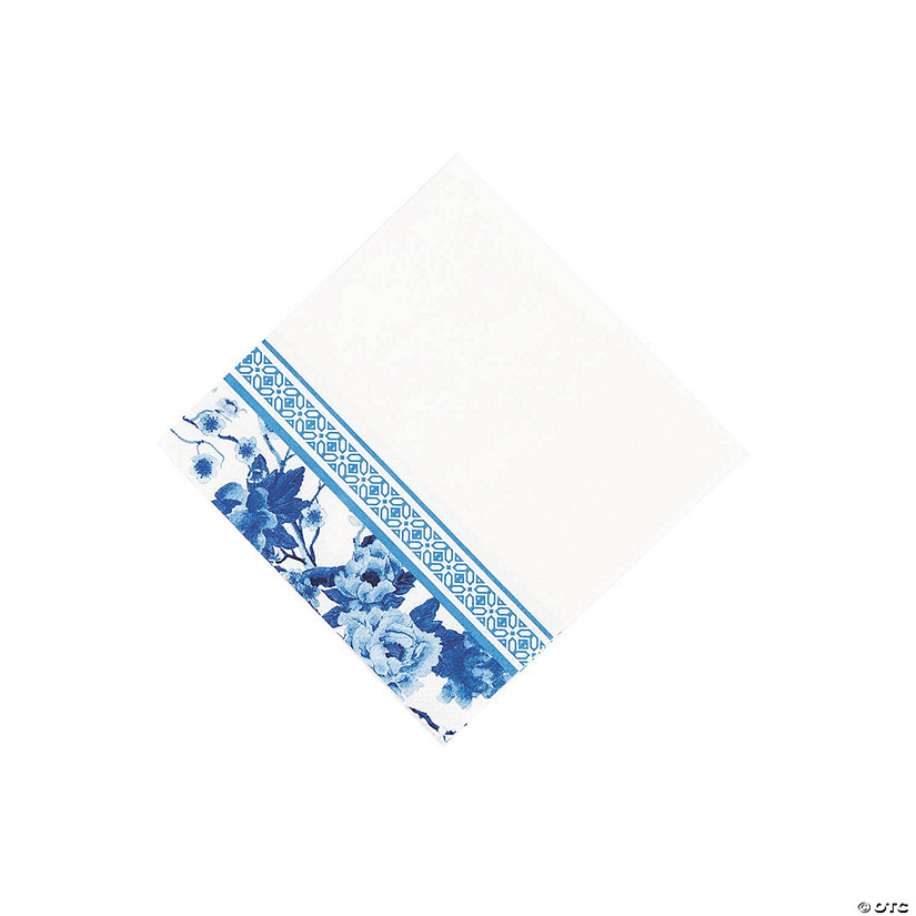Chinoiserie Wedding Beverage Napkins Audio Thumbnail