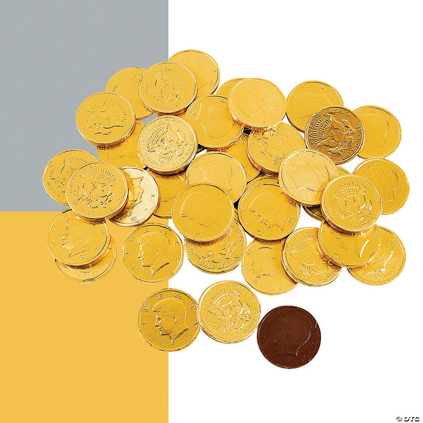 Chocolate Coins Audio Thumbnail