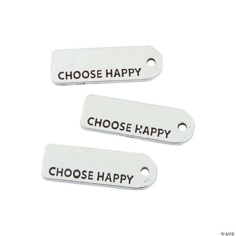 Choose Happy Charms