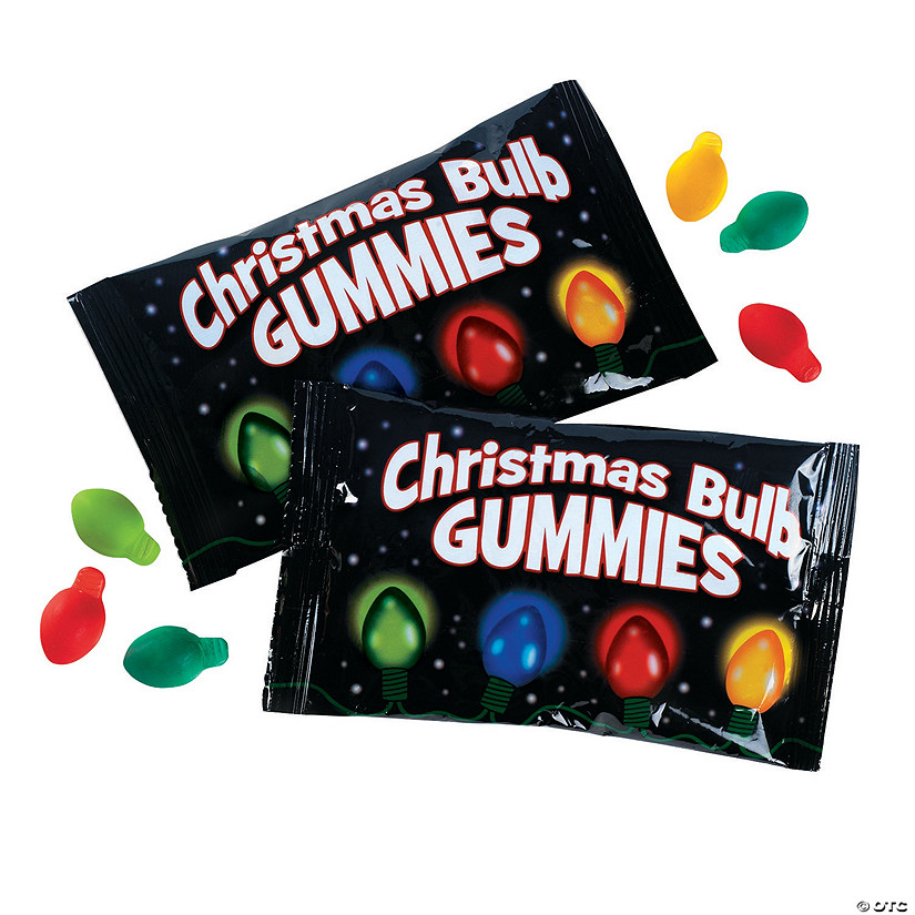 Christmas Bulb Gummy Candy Audio Thumbnail