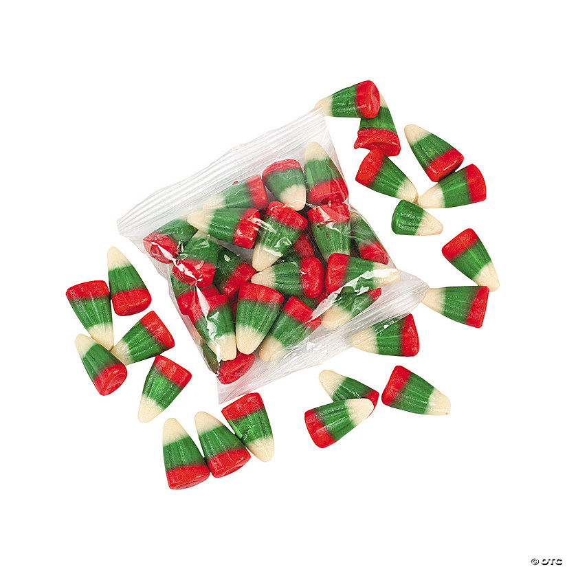 christmas candy corn - Christmas Candy Corn
