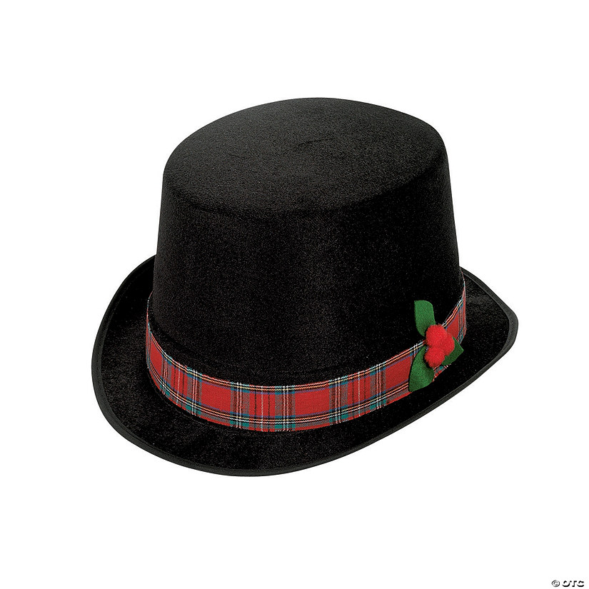 Christmas Caroler Top Hat Audio Thumbnail