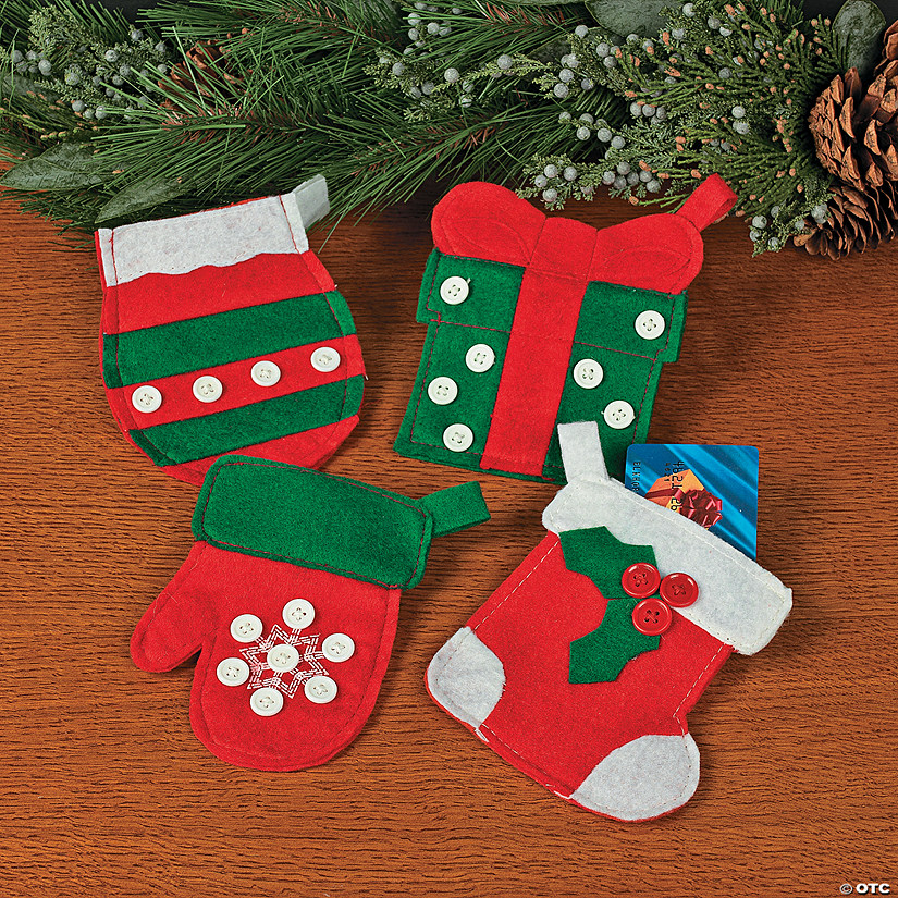 Christmas Gift Card Holders - Discontinued