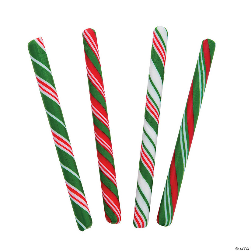 Christmas Hard Candy Sticks Image Thumbnail