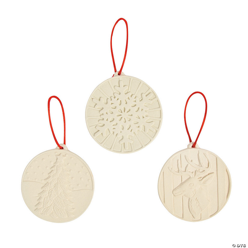 Christmas Jade Porcelain Ornaments - Christmas Jade Porcelain Ornaments - Discontinued
