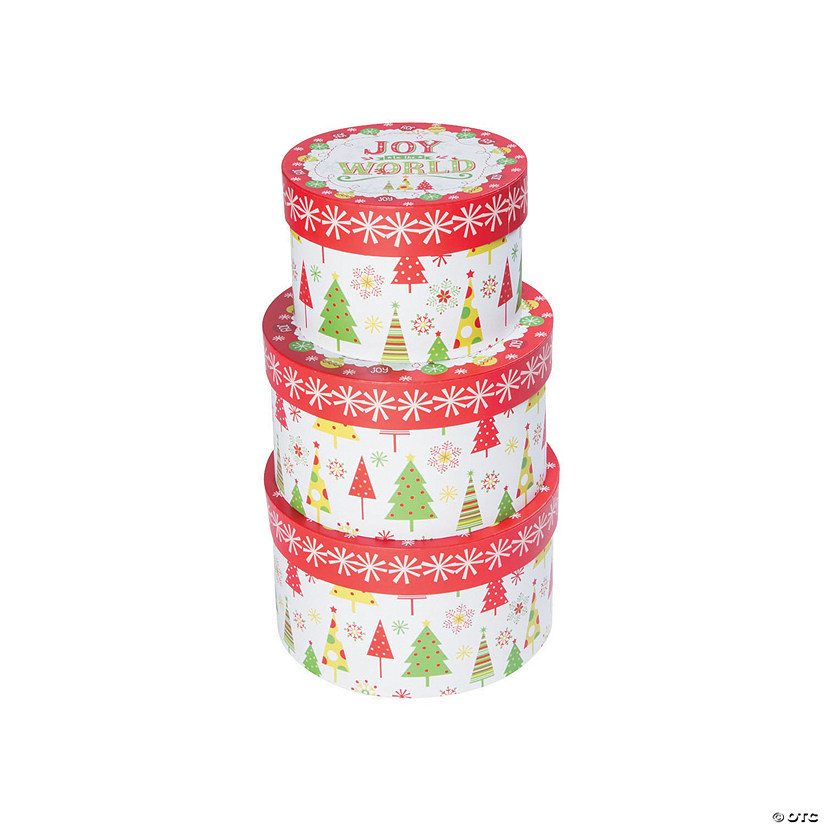 Christmas Round Nesting Boxes Audio Thumbnail