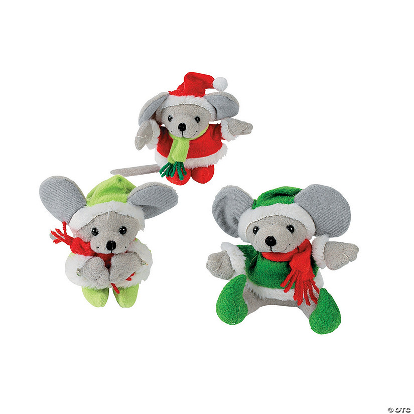 Christmas Stuffed Mice Audio Thumbnail