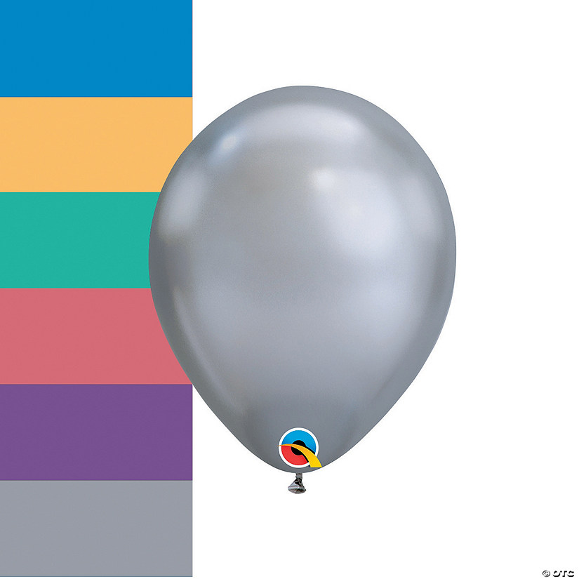 "Chrome 11"" Latex Balloons Audio Thumbnail"