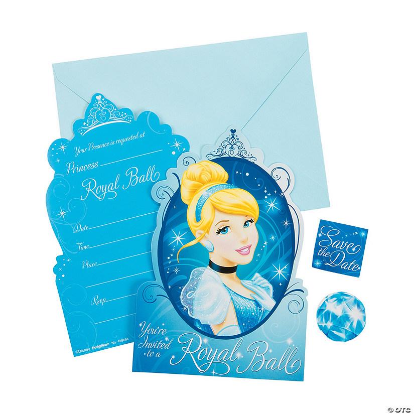cinderella invitations discontinued
