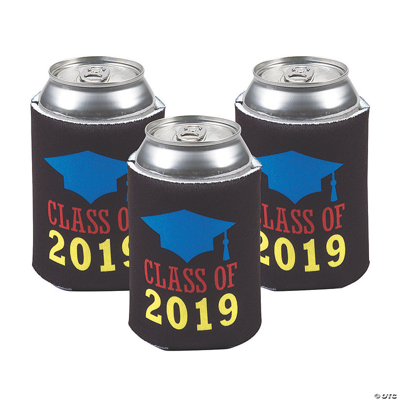Class of 2019 Graduation Can Sleeves Audio Thumbnail