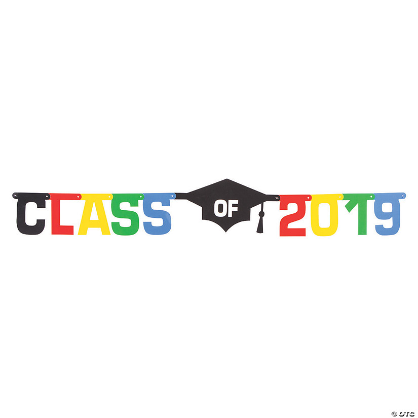 Class of 2019 Graduation Jointed Banner Audio Thumbnail