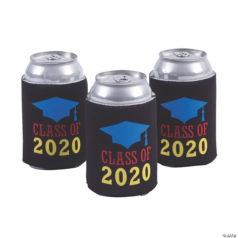 Class of 2020 Graduation Can Sleeves Audio Thumbnail