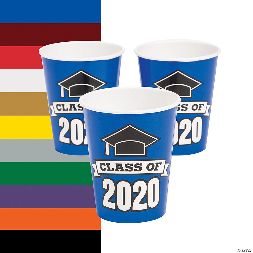 Class of 2020 Paper Cups Audio Thumbnail