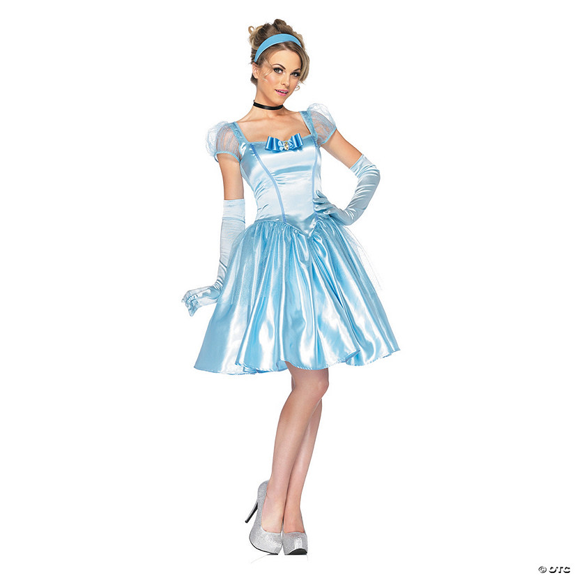 Classic Cinderella Costume for Women Audio Thumbnail
