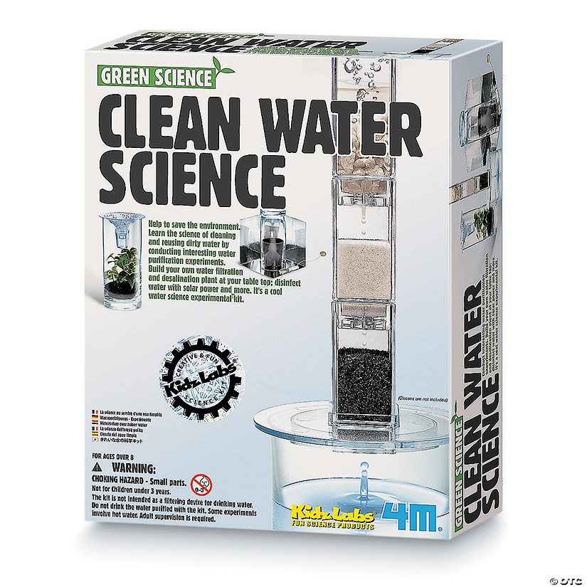 Clean Water Science Audio Thumbnail