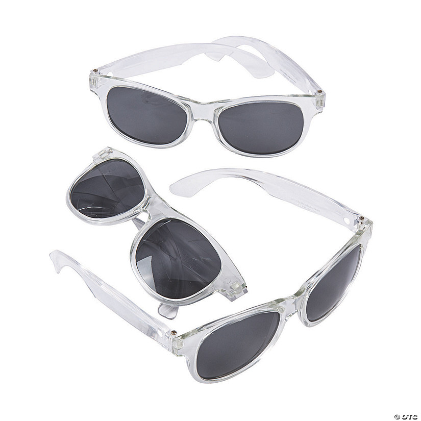 Clear Nomad Sunglasses Audio Thumbnail