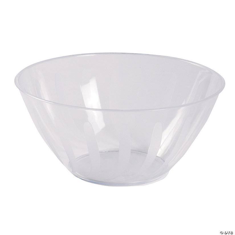 Clear Serving Bowl 2 Qt13749087