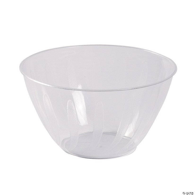 Clear Serving Bowl - 24 oz.