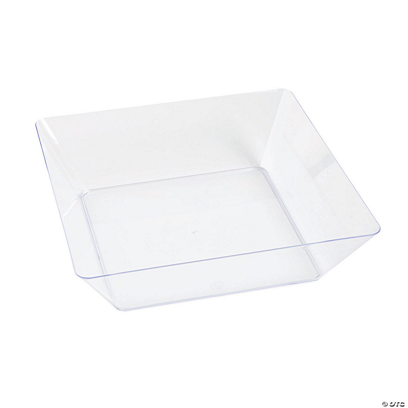 Clear Square Serving Bowl Audio Thumbnail