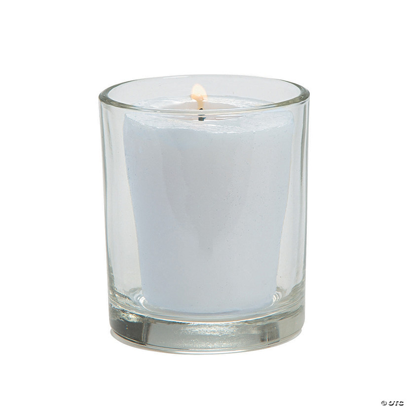 Clear Votive Candle Holders - 36 Pc. Audio Thumbnail