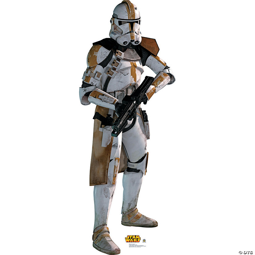 Clone Trooper Cardboard Stand-Up