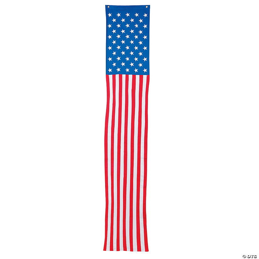 Cloth Traditional Patriotic Pillar Bunting Audio Thumbnail