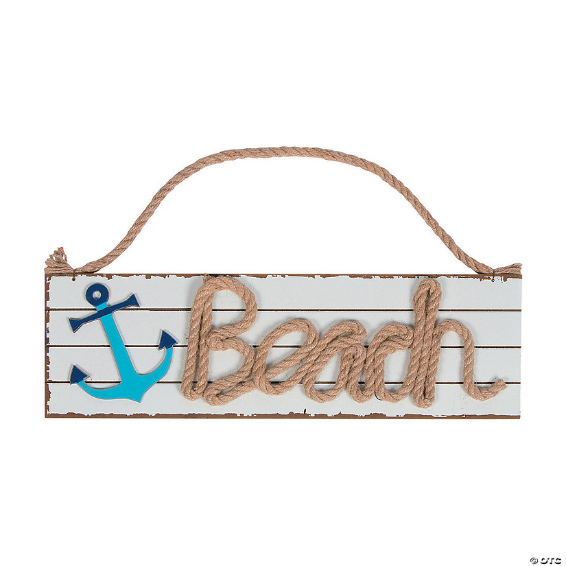 Coastal Beach Sign Audio Thumbnail